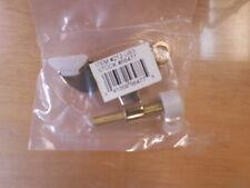 Hager Hinge Pin Door Stop Bright Brass (10 Pieces)