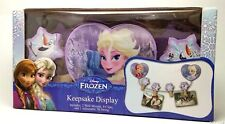 Disney Frozen Keepsake Display