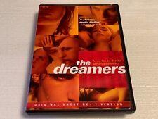 [Mint!] The Dreamers (Original Uncut Nc-17 Version) Bernardo Bertolucci Usa R1