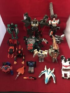 Mixed Lot Of Transformers Including Some Vintage