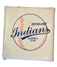 Vintage Spokane Indians Minor League Baseball Seat Cushion
