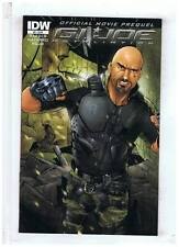 IDW Comics GI Joe 2 Movie Prequel #2 NM Feb 2012