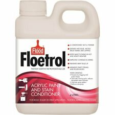 Flood 4L Floetrol Acrylic Paint and Stain Conditioner