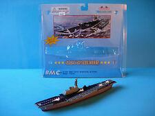 BMC Toys Aircraft Carrier 2001 - Ships of the Fleet - NEW !!