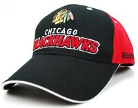 Chicago Blackhawks Reebok N794Z  Team Logo Hockey Cap Hat  OSFM