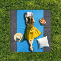 Waterproof Sand Free Beach Mat Outdoor Picnic Blanket Rug Mattress Pocket Pad