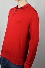 Polo Ralph Lauren Golf Red 1/2 Lightweight Half Zip Sweater NWT $125
