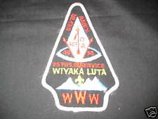 Wiyaka Luta 403 A1 arrowhead patch
