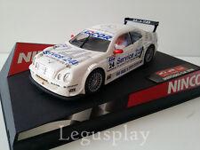 """SCX Scalextric Slot Ninco 50250 Mercedes CLK DTM """"Service 24H"""""""