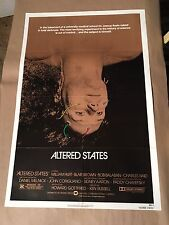 Altered States 24x16inch 1980 Old Horror Movie Silk Poster Cool Gifts Art Print