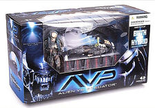 McFarlane Toys Alien VS Predator 2 Movie Birth of Hybrid Box Figure Set New