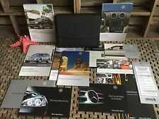 2010 MERCEDES ML450 HYBRID OWNERS MANUAL + NAVIGATION BOOK (RARE) ML350 ML550 ML