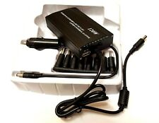 Universal Laptop Charger Adaptor for Multi Laptop Notebook 120W & 8 tips