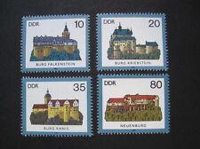 DDR MiNr. 2910-2913 postfrisch**  (DD 2910-13)
