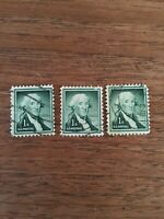 George Washington One 1 Cent Stamp US Postage