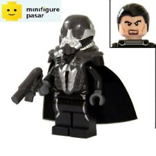 sh076 Lego DC Super Heroes 76003 76009 Superman - General Zod Minifigure - New