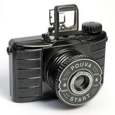 Pouva Start * 6x6 Bakelit-Rollfilmkamera