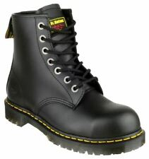 Dr. Martens 100% Leather Solid Shoes for Men