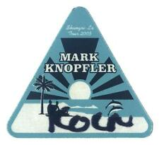 Mark Knopfler - Shangri-La Tour 2005 Köln - Konzert-Satin-Pass - Sammlerstück