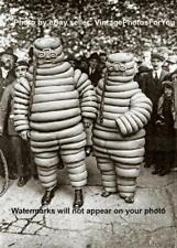 Vintage/Old/Antique 1920s Scary/Weird/Creepy/Strange Michelin Man Costumes Photo