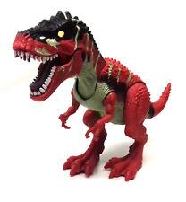 """Gran T Rex tyrannusaurus Dinosaurio 12"""" Figura de juguete con luz y sonido, Jurassic"""