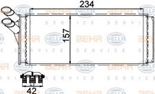 Wärmetauscher Innenraumheizung - Hella 8FH 351 311-421