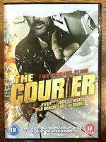 The Courier DVD Crime Thriller Action Film Movie w/ Jeffrey Dean Morgan