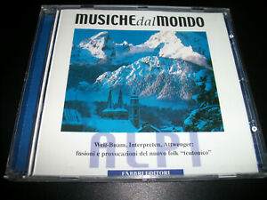 Various – Europa - Alpi - CD - 2001 - Fabbri Editori