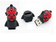 USB,Flash Drive, Pen Drive 8 GB Maestro Darth Maul- Envío Gratis a España