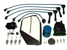 Honda Odyssey 1995 to 1997 Tune up Kit NGK Plugs & Wires Filters Cap rotor PCV