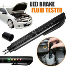 Car Brake Fluid Oil Tester Pen 5 Led Indicator Auto Vehicle Testing Tools