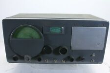 Hallicrafters Communications Receiver Model S-40A