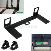 Universal Steel Plate Latch ISOFIX Seatbelt Connector Interface Guide  z