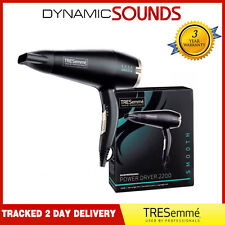 Tresemme 5542DU Salon Professional Smooth Ionic 2200W Power Hair Dryer