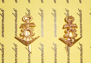 Bw Verwendungsabzeichen Marinetechnikdienst Auflagen NEU ##1634