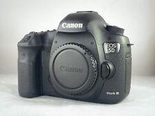Canon EOS 5D III Full Frame Professional Digital SLR Camera - WH 024