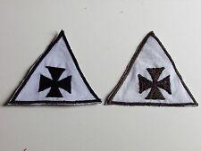 b8415 US Army Vietnam 3rd Brigade 1st Infantry Division White IR13A