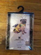 size large Dickens' Closet Gettin' Buggy bee/bumblebee/bug costume Dog Halloween