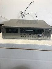 Vintage REALISTIC SCR-4500 Digital Synthesized Stereo Cassete Receiver RARE