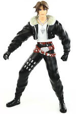 "Final Fantasy VIII 8 SQUALL LEONHART 5.5"" Action Figure Bandai 1999"