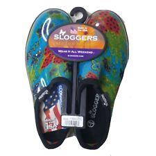 Sloggers Waterproof Shoe Size 7 Garden Shoe Midsummer Blue