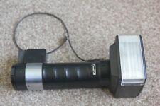Metz Mecablitz Flash 45 CT-1 Hammerhead + sync cable + diffuser