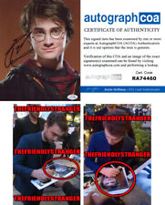 "DANIEL RADCLIFFE signed Autographed ""HARRY POTTER"" 8X10 PHOTO g EXACT PROOF ACOA"