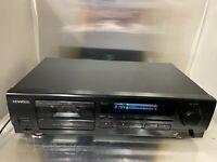 Kenwood KX-3050 Stereo Cassette Deck