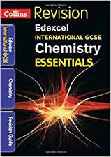 Edexcel International GCSE Chemistry: Revision Guide (Collins Igcse Essentials),