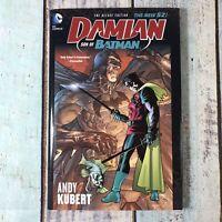 Damian: Son of Batman Deluxe Edition Hardcover DC, Andy Kubert, Grant Morrison