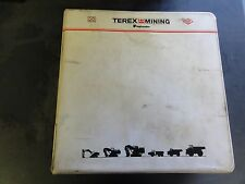 Terex Mining 350C Payhauler Parts Manual      70PD350C3P