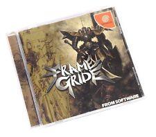 Frame Gride Sega Dreamcast System Japan