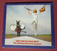 THE ROLLING STONES IN CONCERT Get Yer Ya-Ya's Out ! - SA CD + Certificate - 2002