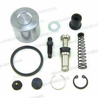 Brake Master Cylinder + Caliper Rebuild Kit CB350 CB360 CB400F CB450 CB500 CB550